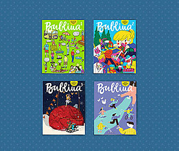Návody a literatúra - Bubliny 1,2,3 a 4 - 9319201_