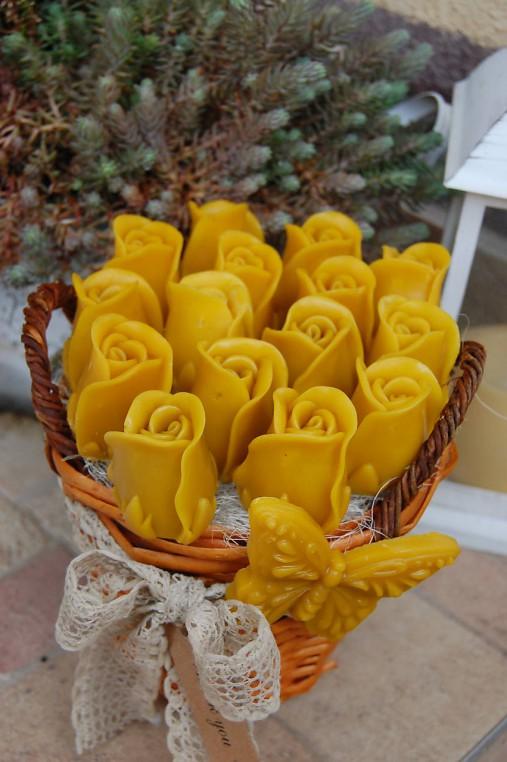 Ďakujem, plné ruží