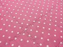 Úžitkový textil - prestierky kulaté - 9315660_