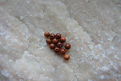 Korálky - Drevená korálka 6-M18-H2 - 9317527_