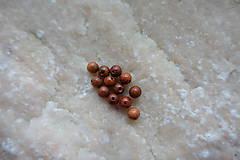 Korálky - Drevená korálka 6-M18-H2 - 9317528_