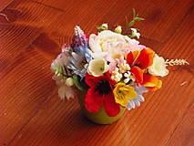 Dekorácie - Farebná dekorácia v keramike - 9315913_