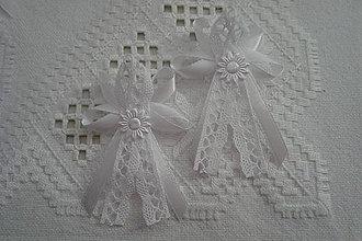 Pierka - Svadobné pierko pre hostí - 9318990_