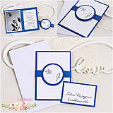 Papiernictvo - Svadobné oznámenie X - 9322720_