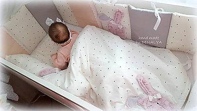 Textil - Sada PURE (mantinel, deka, vankúš) - 9324052_
