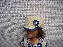 Hračky - šiltovka pre bábiku Barbie - 9320444_