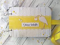 Papiernictvo - Tehotenský denník - rozšírená verzia - 9319729_