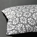 Úžitkový textil - Černobílá je věčná - 9319893_