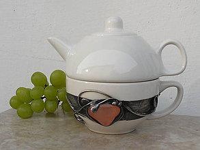 Nádoby - Čaj o piatej - 9321946_