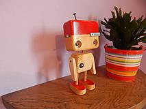 Dekorácie - Robo T (R1) - 9321372_