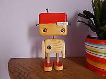 Dekorácie - Robo T (R1) - 9321373_
