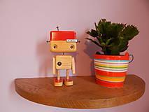 Dekorácie - Robo T (R1) - 9321375_