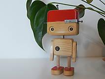 Dekorácie - Robo T (R1) - 9321389_
