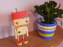 Dekorácie - Robo T (R1) - 9321395_