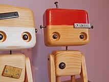 Dekorácie - Robo T (R1) - 9321396_