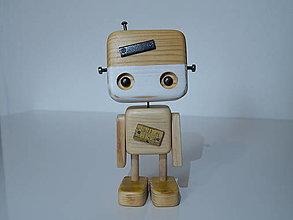 Dekorácie - Robo T (WY1) - 9321072_