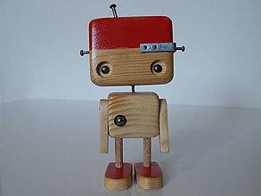 Dekorácie - Robo T (R1) - 9321387_