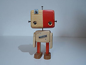 Dekorácie - Robo T (R2) - 9321473_