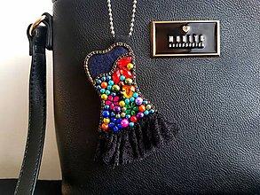 Kľúčenky - Šaty Exclusive - 9321727_