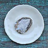 Odznaky/Brošne - Crystals n.2 - vyšívaná brož - 9322804_