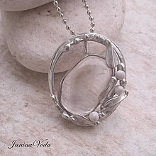 Náhrdelníky - ...MELIA... náhrdelník - 9321465_