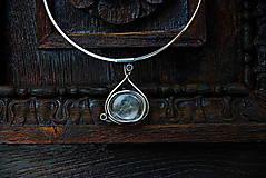 Náhrdelníky - Nerez náhrdelník..