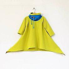 Detské oblečenie - Originálna tunika/šaty - 9321781_
