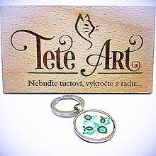 Kľúčenky - Kľúčenka Kvetimír-Výpredaj - 9319302_