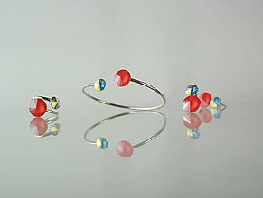 Sady šperkov - SET 7 CHAKRAS + darčekové balenie zdarma - 9320312_