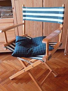 Úžitkový textil - FILKI Sedákošš extra - úľavový sedák pre problematické sedenie (Modrá) - 9320016_