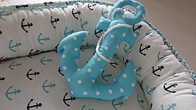 Textil - Súprava do postieľky - Ocean Breeze - 9325487_