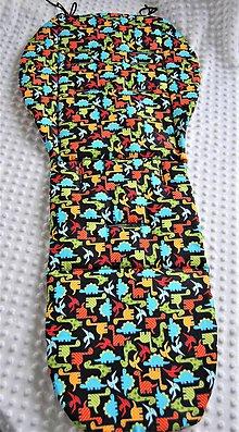 Textil - Extra dlhá do BRITAX Plus - 9325352_