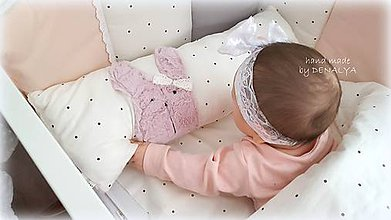 Textil - Vankúšik PURE 20x60cm, flis zadná strana - 9324424_