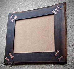 Zrkadlá - zrkadlový rám - 9324809_