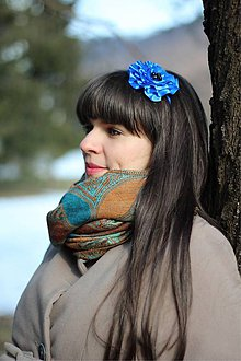 Ozdoby do vlasov - Čelenka Španielska Krása - 9324400_