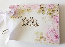 Papiernictvo - svadobná kniha hostí - 9324947_