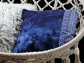 Úžitkový textil - Dekoračná obliečka - Krížiky v oblakoch č.2 - 9325038_
