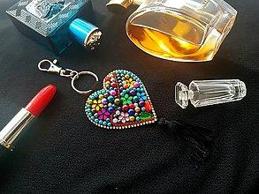 Kľúčenky - Klučenka/srdce - 9326286_
