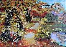 - Jeseň v lese - 9326945_