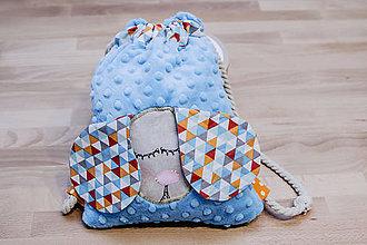 Detské tašky - Detský ruksak VANDROVKA - 9327188_