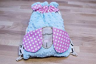 Detské tašky - Detský ruksak VANDROVKA - 9327197_