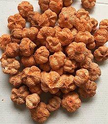 Suroviny - Paras pumpkin-oranžové - 9324902_
