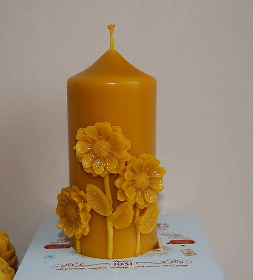 Margarétková sviečka