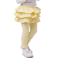 Detské oblečenie - sukňolegíny šťastia BASIC SUNNY - 9327859_