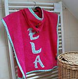 Textil - POLOŽUPAN / s menom - na objednávku - 9328199_