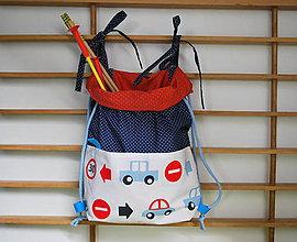 Detské tašky - RUKSAK - všeúčelovec - 9328138_