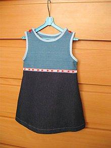 Detské oblečenie - Arlana III. detská suknička - 9325441_