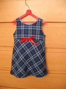 Detské oblečenie - Arlana - detská suknička - 9325450_