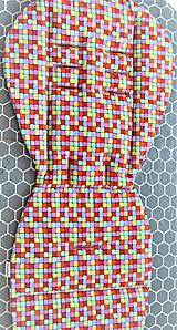 Textil - Podložka do kočíka BUGABOO Cameleon - 9328878_