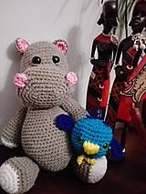 Hračky - Hrošica Angela s kamarátom vtáčikom Pippom - 9332457_